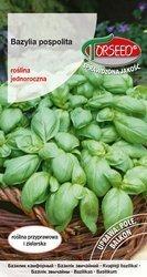 Bazylia zielona (Ocimum Basilicum) 0,5 g