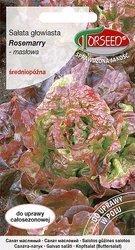 Sałata Rosemarry – głowiasta masłowa 0,5 g
