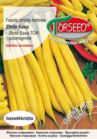 Fasola szparagowa Złota Saxa 30 g