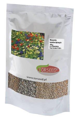 Mieszanka kwiatów łąkowych 100 g