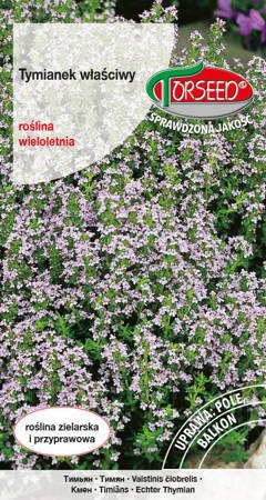 Tymianek właściwy (Thymus vulgaris) 0,2g